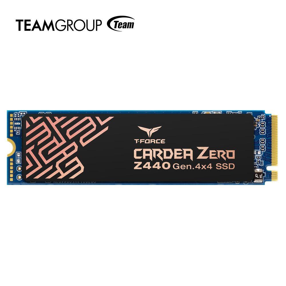 Team Group Ra Mắt Loạt Sản Mới, Bao Gồm Bộ Nhớ T-Force Dark Z Và Thiết Bị Lưu Trữ Cardea Zero Pcie Gen 4 M.2 Ssd