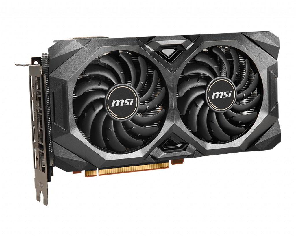Msi Giới Thiệu Dòng Gaming Và Mech Dựa Trên Gpu Amd Radeon Rx 5600 Xt