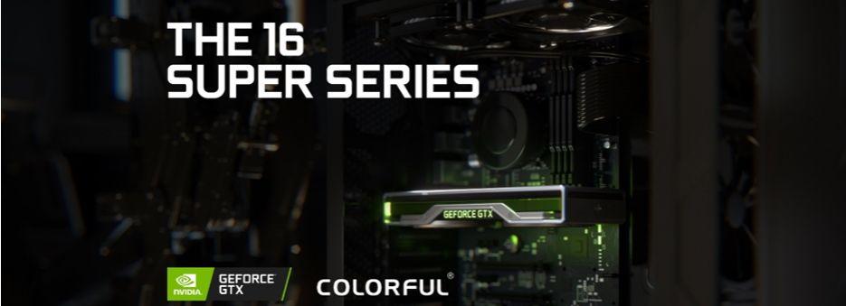 Nâng Cấp Hiệu Suất Chơi Game Với Loạt Cạc Đồ Hoạ Colorful Gtx 16 Super Series