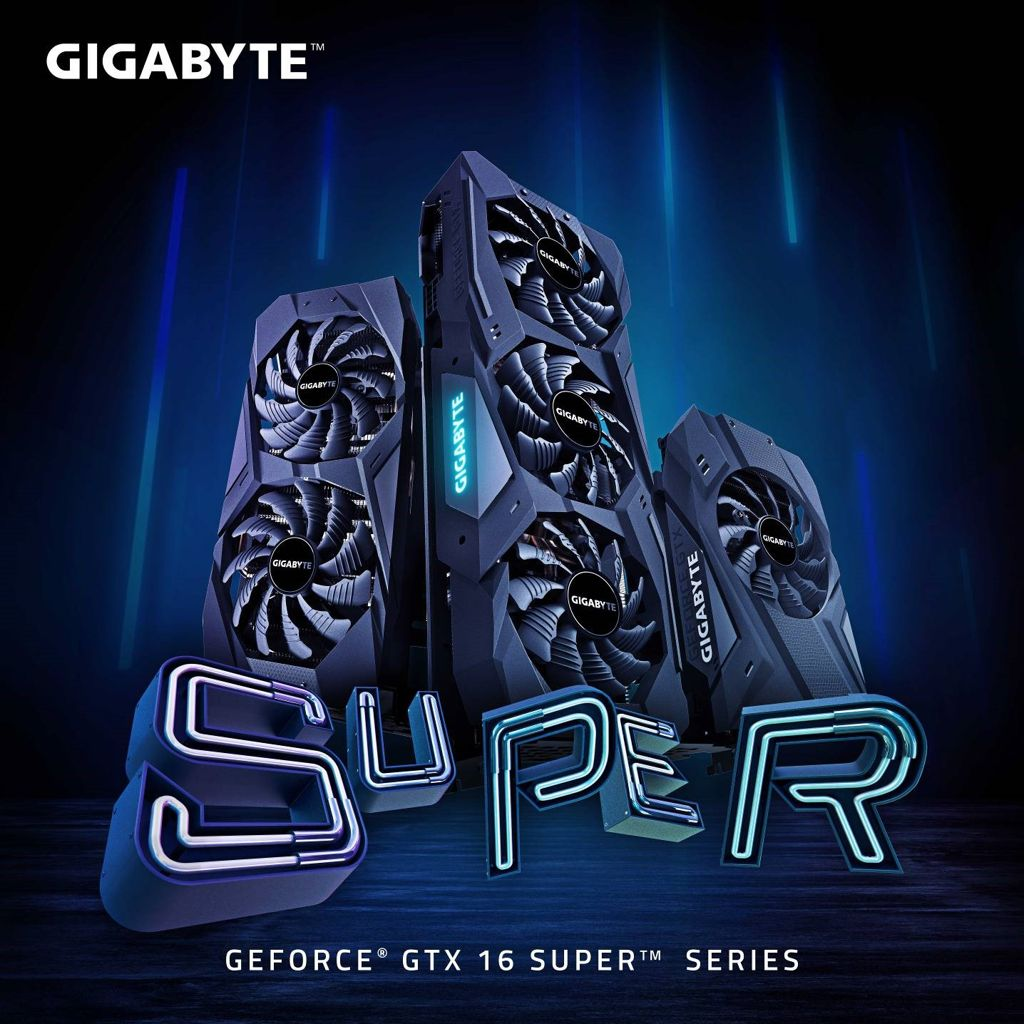 Gigabyte Ra Mắt Loạt Card Đồ Họa Dựa Trên Gpu Nvidia Geforce Gtx 16 Super Series