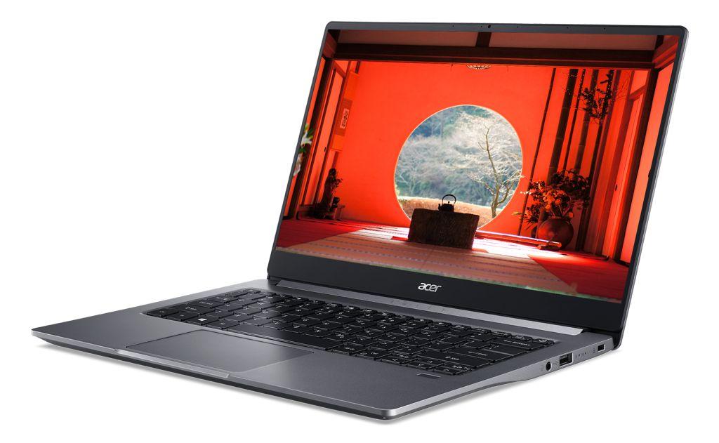 Acer Swift 3 S - Laptop Siêu Nhẹ Chỉ 1.19 Kg Và Thời Lượng Pin 11 Tiếng Mà Dân Văn Phòng Nào Cũng Nên Có!