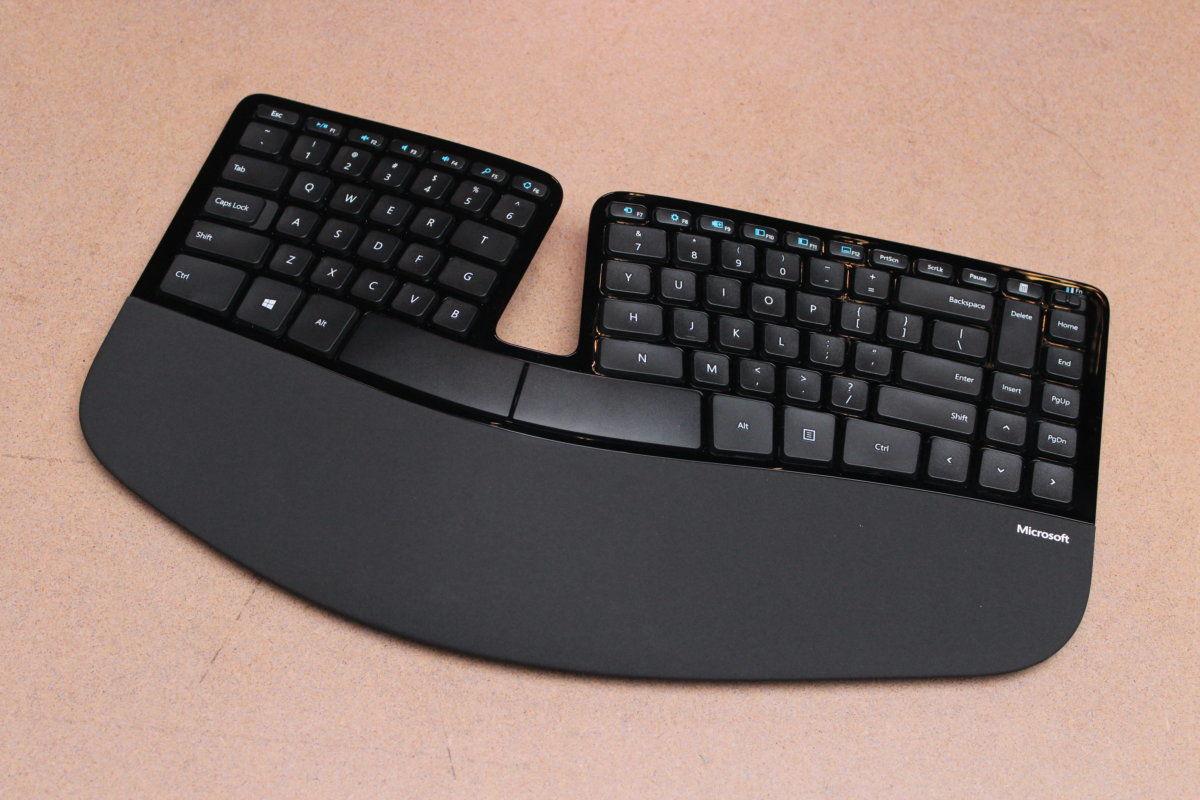 Microsoft Sculpt Ergonomic Keyboard Primary 100780773 Large