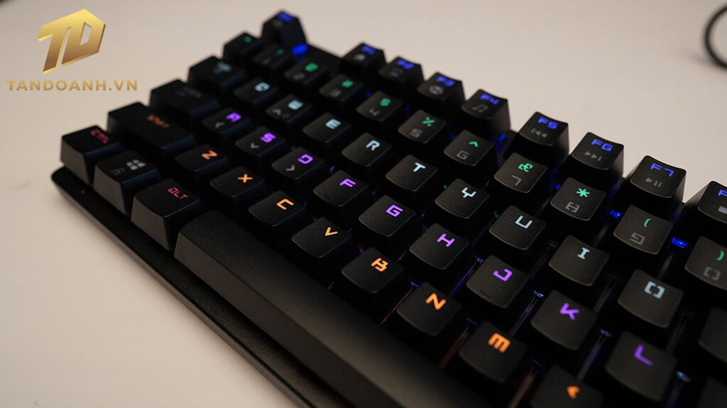 [Review] Infinity Troy – Rainbow Led Mechanical Gaming Keyboard
