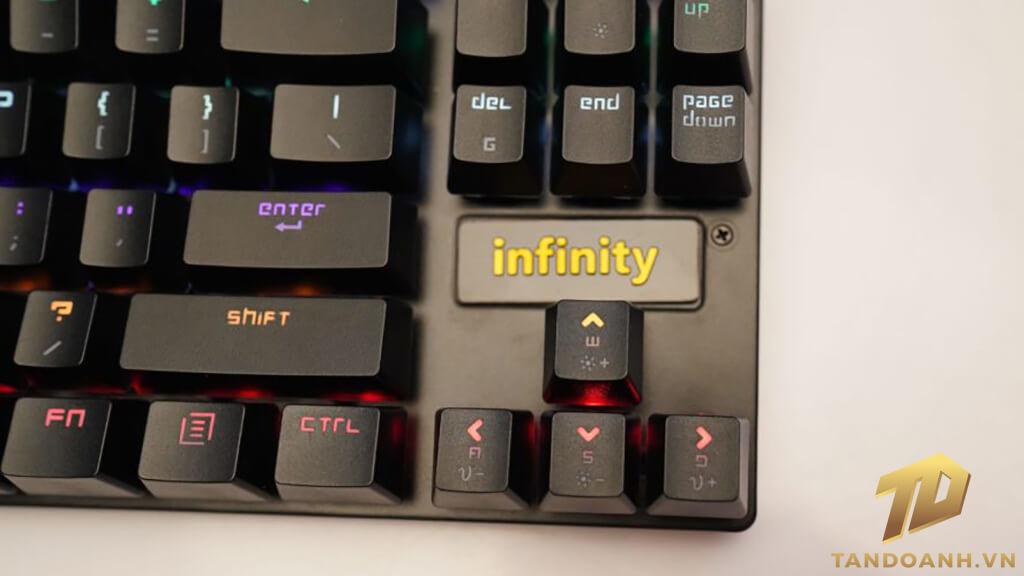 [Review] Infinity Troy TKL – Bàn phím tốt trong tầm giá bình dân