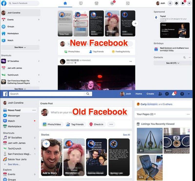 Kích Hoạt Giao Diện Đen Mới Toanh Trên Facebook