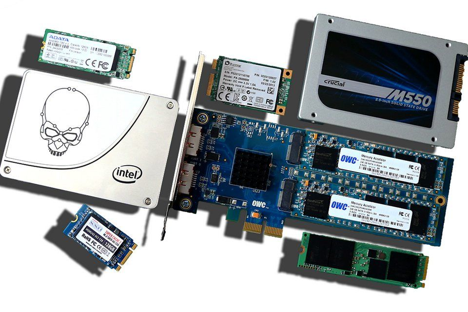 SSD các chuẩn SATA, M.2 và NVMe là gì? khác nhau thế nào?