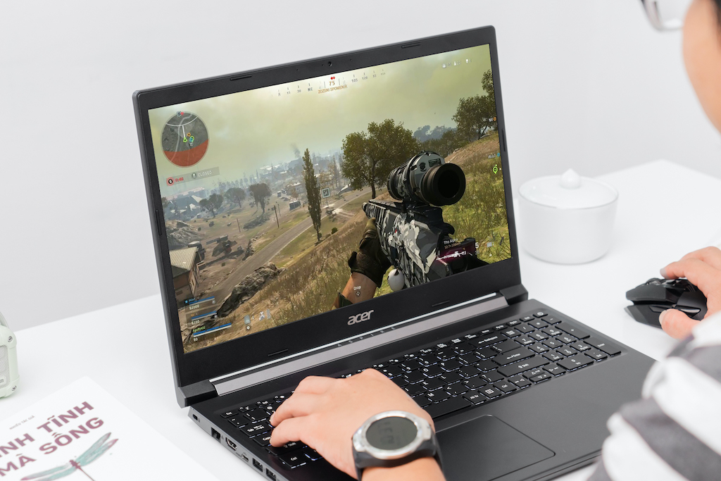 Acer Ra Mắt Laptop Gaming Aspire 7 Mới