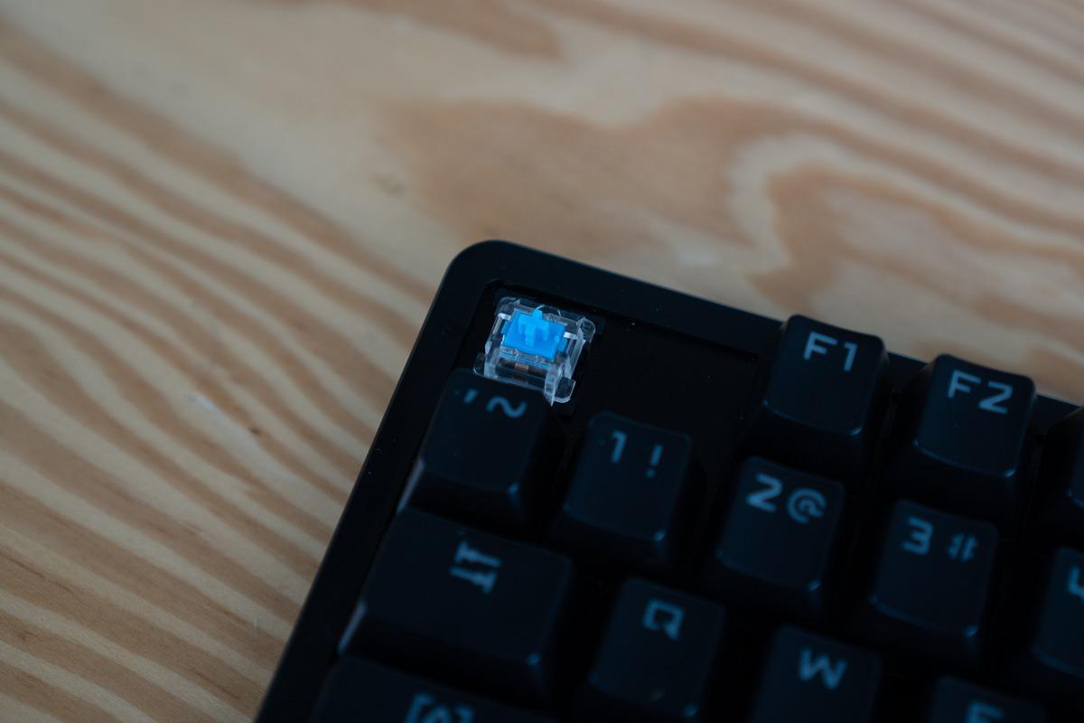 Đánh giá Bàn phím cơ gaming Infinity Artemis