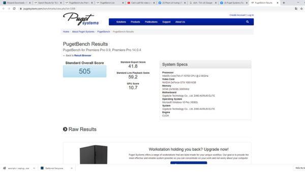 Đánh giá TD GP200 – kẻ kế thừa I9 9900