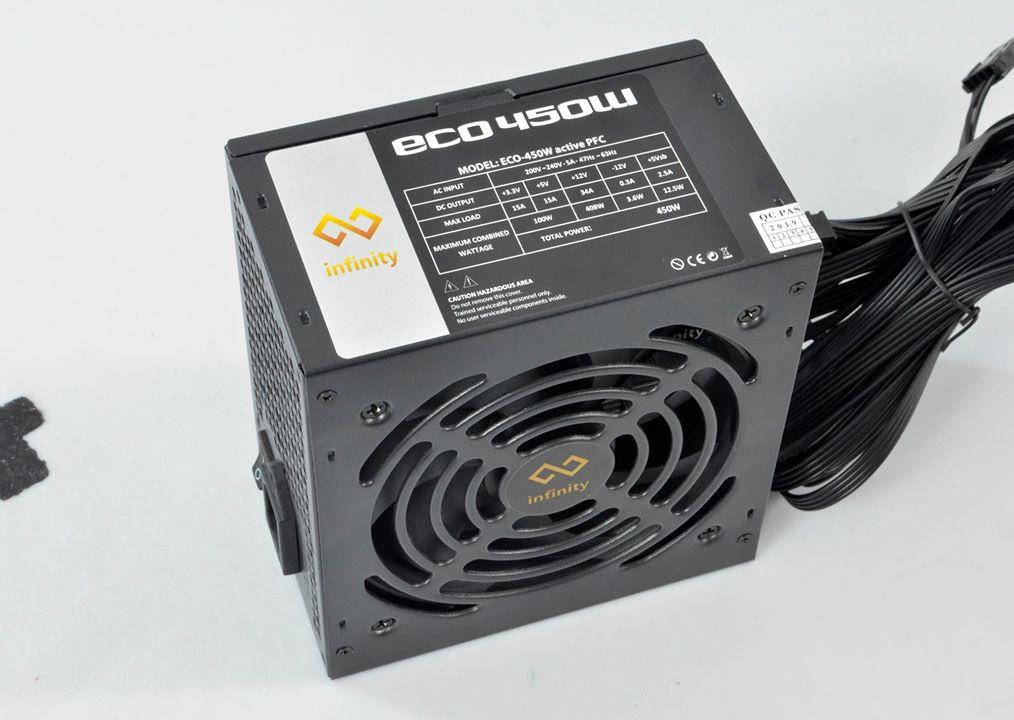 Infinity Eco 450w 18