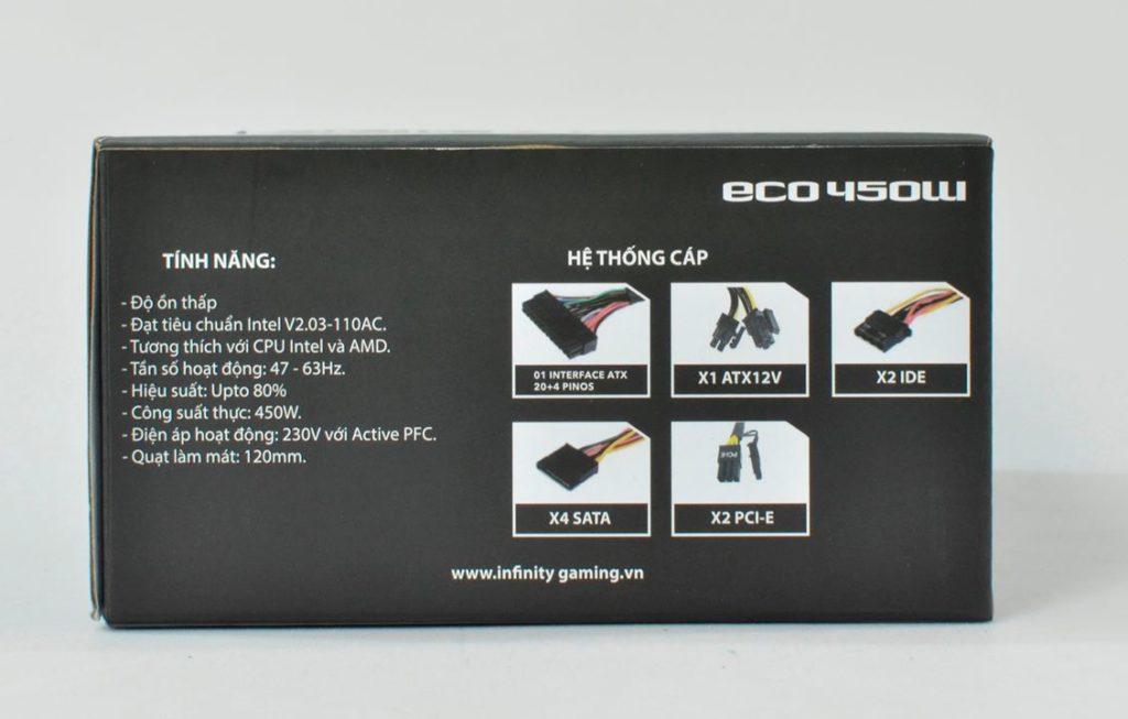 Infinity Eco 450w 20