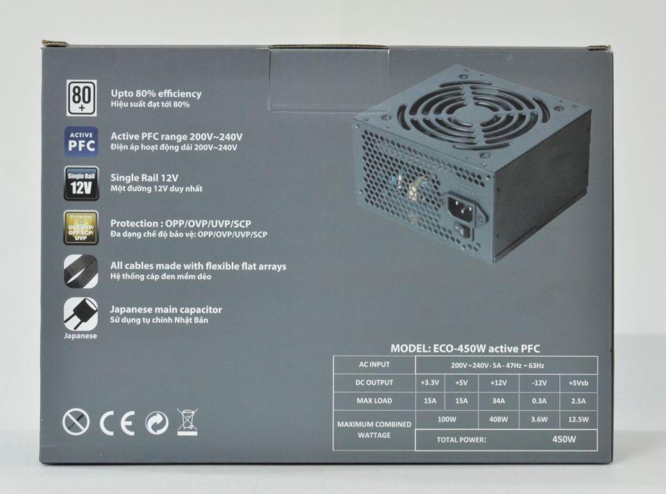 Infinity Eco 450w 25