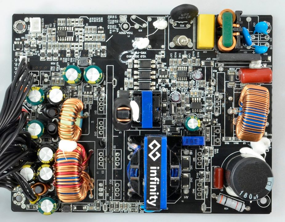 Infinity Eco 450w 28