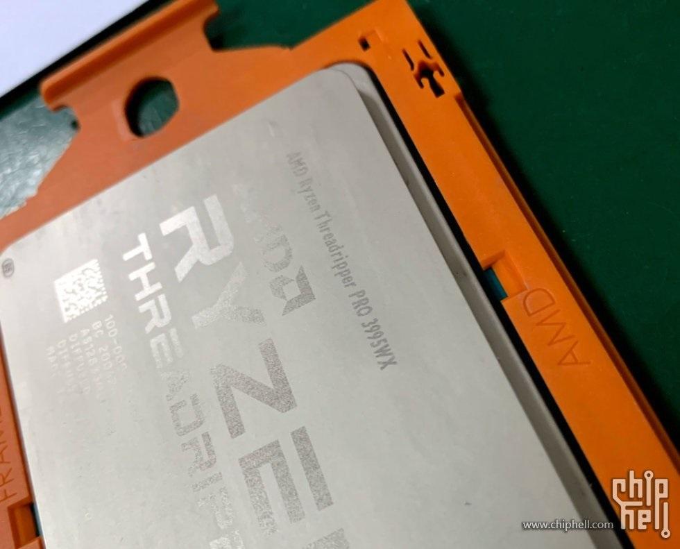 """Amd """"Nhá Hàng"""" Quái Vật Ryzen Threadripper Pro 3995Wx, Hỗ Trợ Tới 2 Tb Ram Và Bộ Nhớ 8-Channel"""