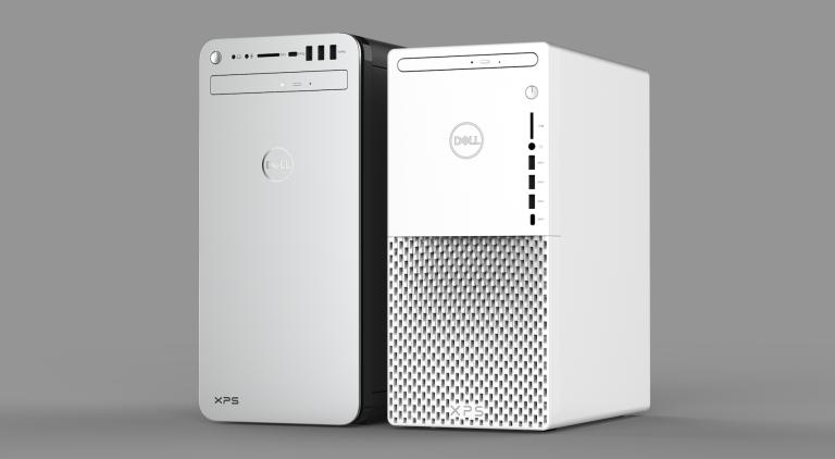 Dell thiết kế lại XPS với khung máy nhỏ gọn, trang bị CPU Intel gen 10