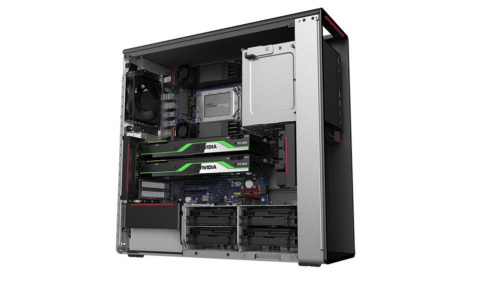 Lenovo ra mắt workstation ThinkStation P620 với AMD Ryzen Threadripper PRO 64 nhân