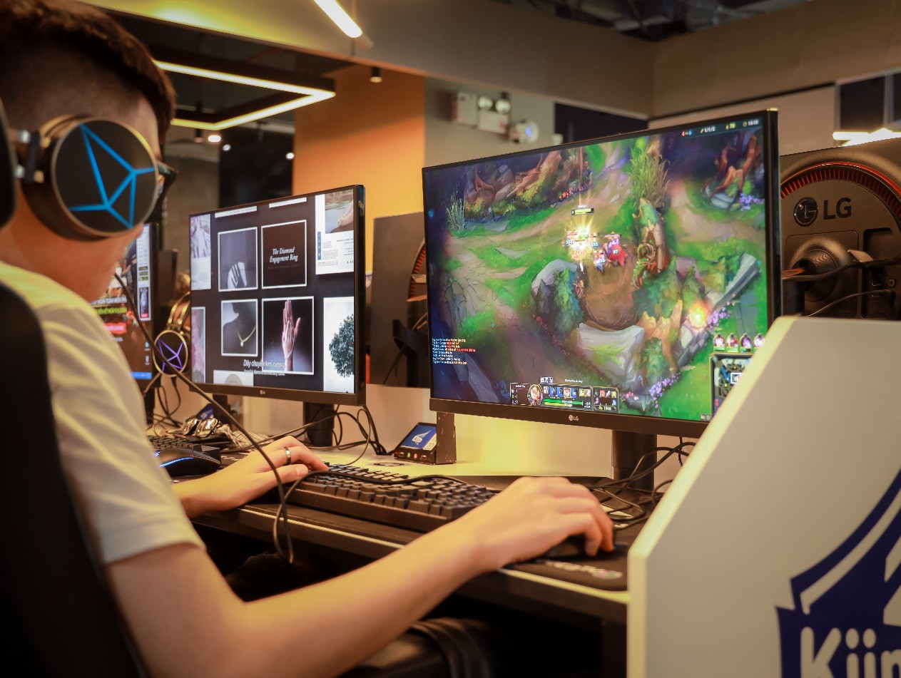 Lg Ultragear: Thiết Kế Đậm Chất Gaming, &Amp;Quot;Chiều Chuộng&Amp;Quot; Game Thủ