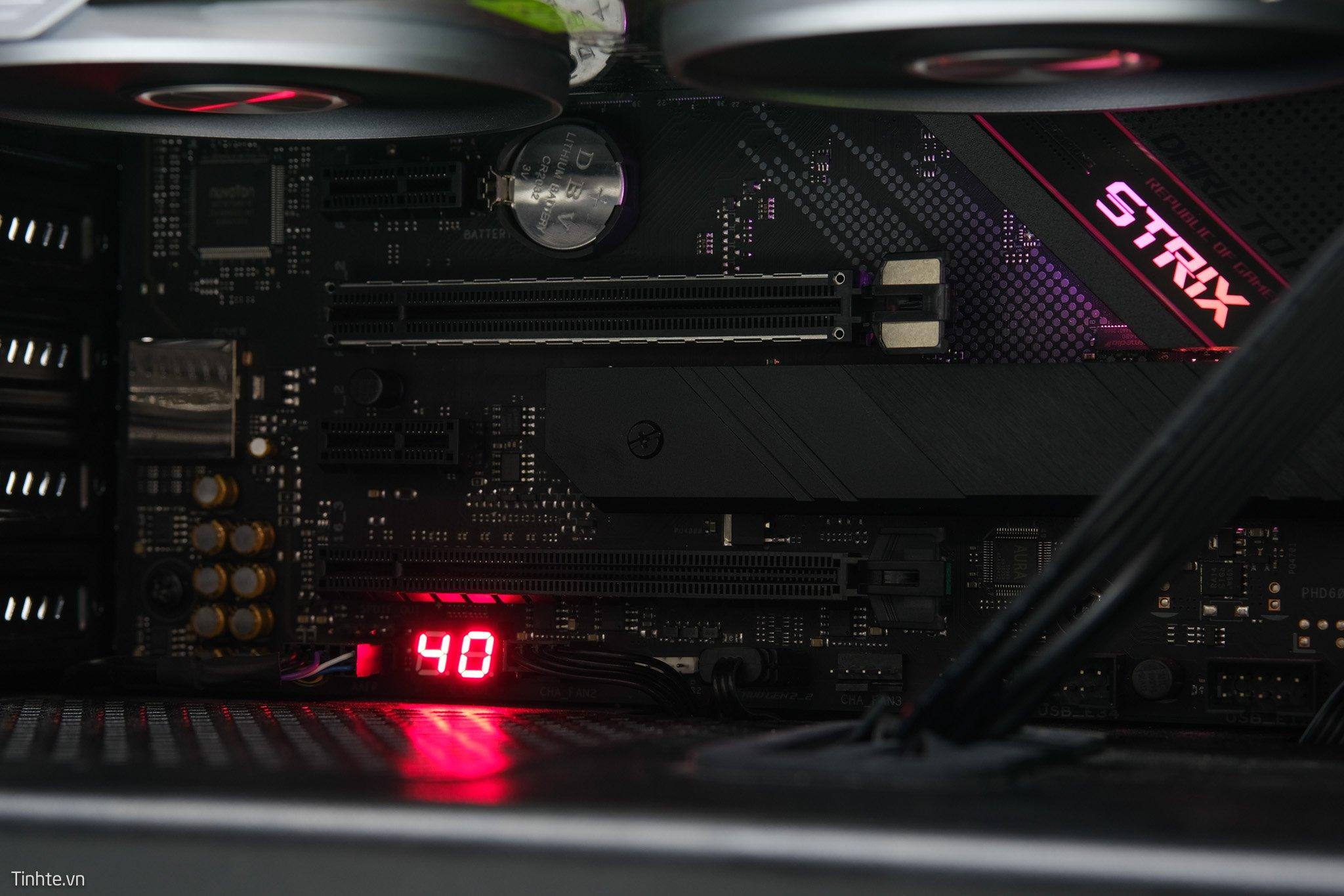Ryzen 9 3900XT: 4,5 GHz 12 nhân với tản nước AIO, hiệu năng rất tốt