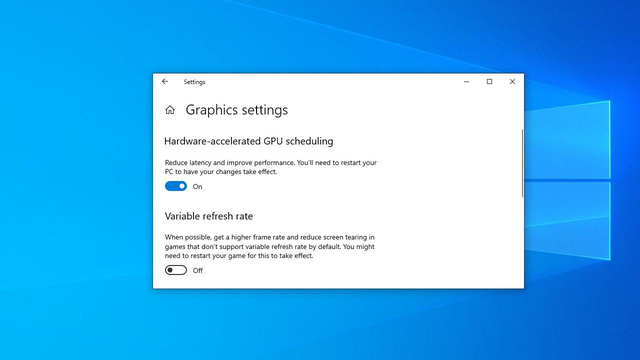 Windows 10 2004 Giúp Chơi Game Mượt Hơn