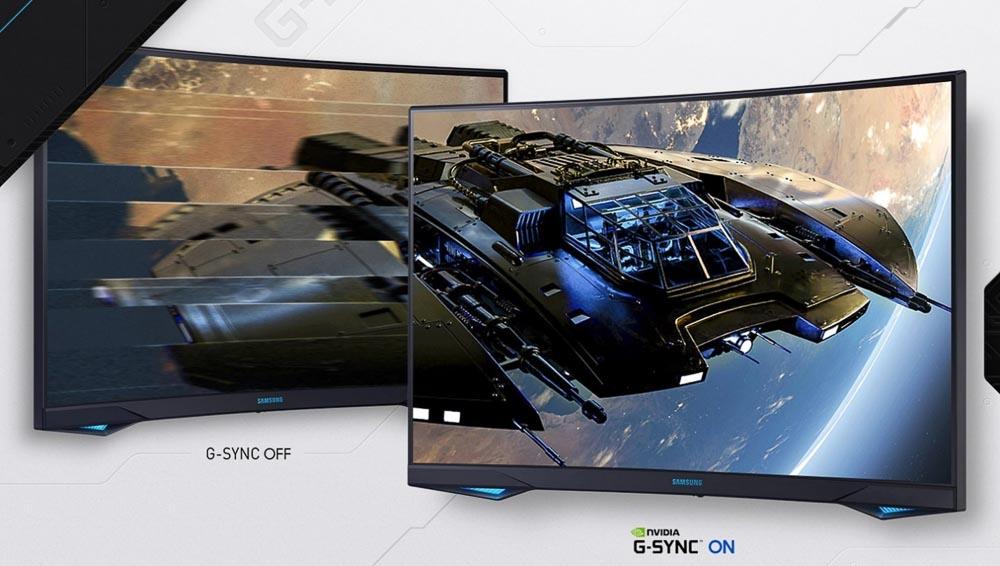 Samsung Odyssey G7 Gaming Monitor (12 Of 20)