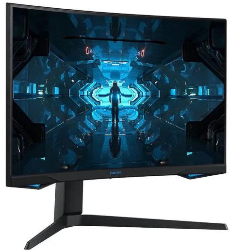 Samsung Odyssey G7 Gaming Monitor (3 Of 20)