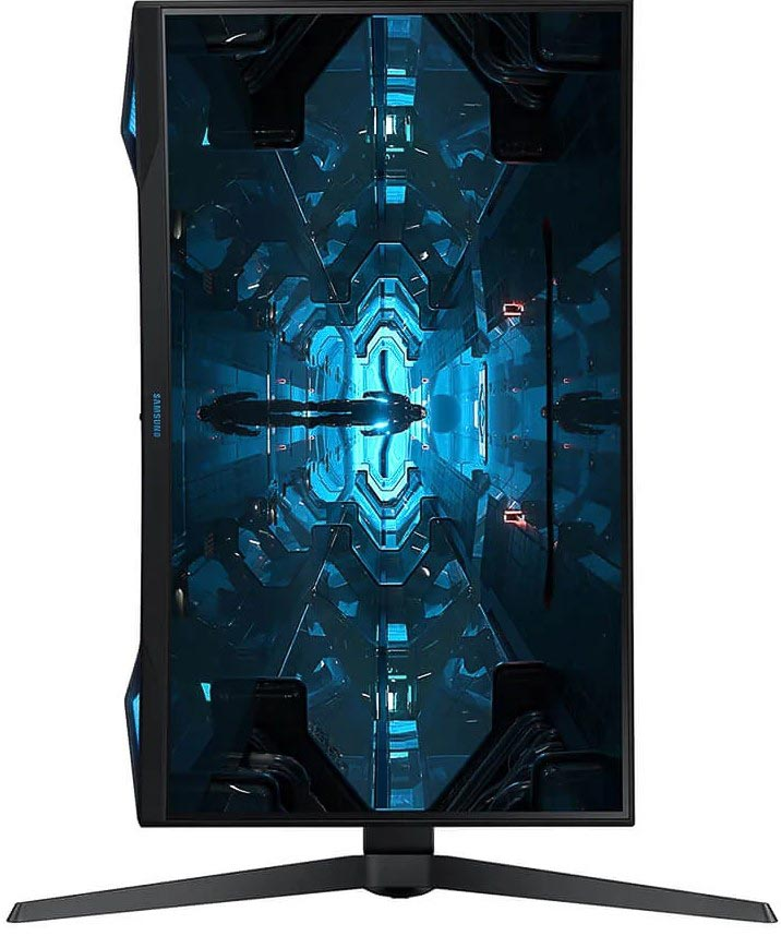Samsung Odyssey G7 Gaming Monitor (8 Of 20)