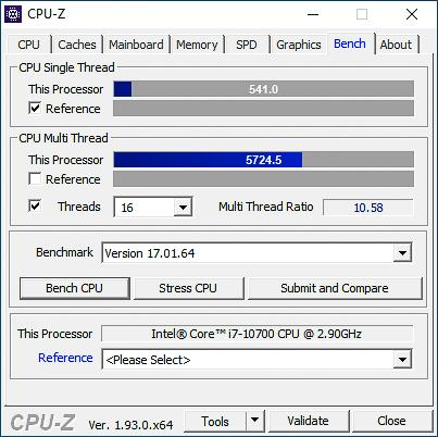 So Sánh Hiệu Năng Cpu I9 9900 Vs I7 10700 (7 Of 42)