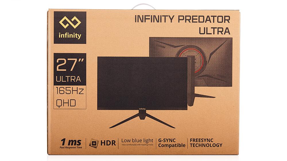 Đánh Giá Màn Hình Infinity Predator Ultra Qhd 165hz, Màn Ngon, Giá Sinh Viên 01