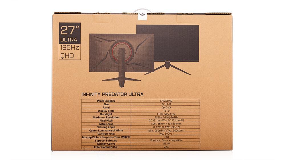 Đánh Giá Màn Hình Infinity Predator Ultra Qhd 165hz, Màn Ngon, Giá Sinh Viên 03