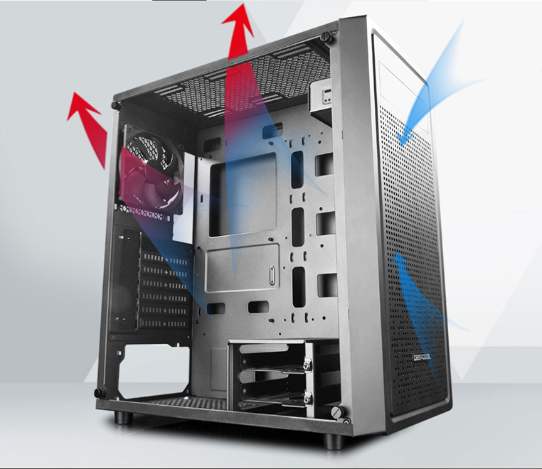 Deepcool E Shield Perfect Ventilation (1)