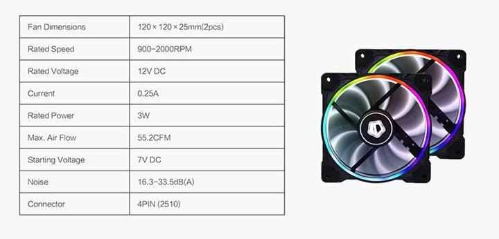 Id Cooling Chromaflow 240 Rgb (12)
