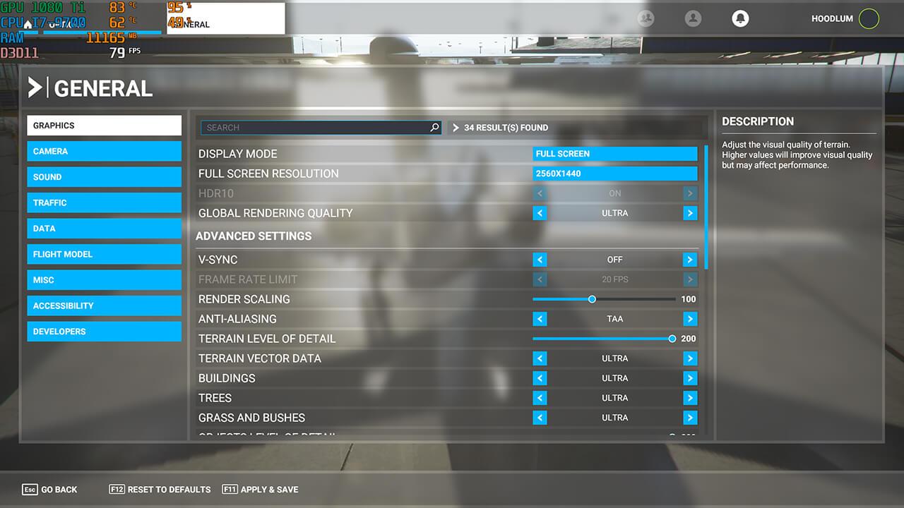 Infinity Predator Ultra Flightsimulator 01