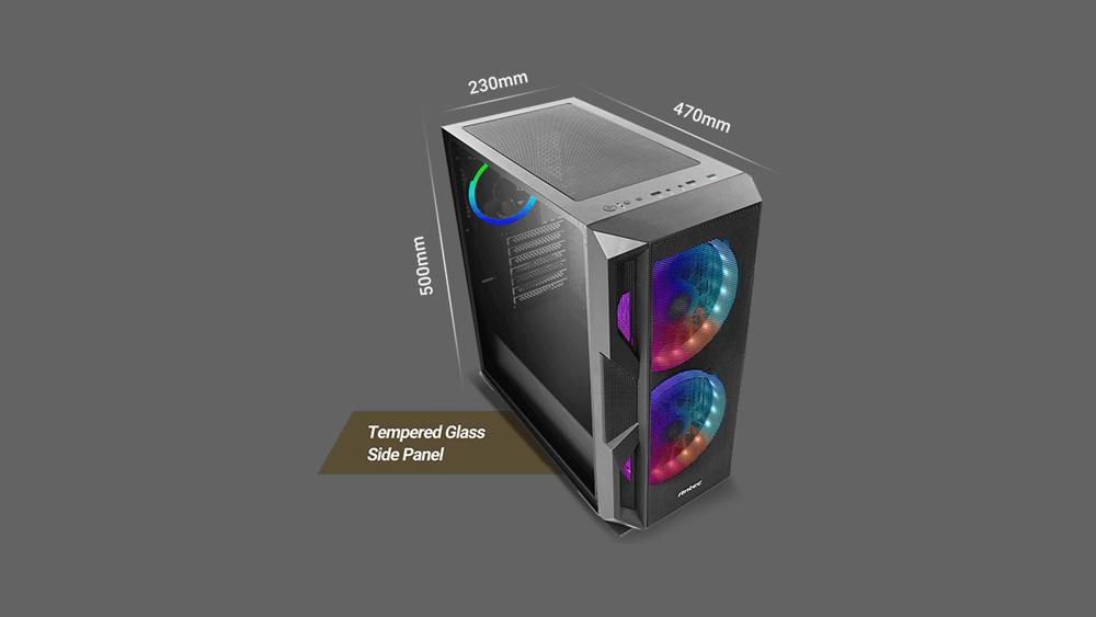 Review Case Antec Nx800 (1)
