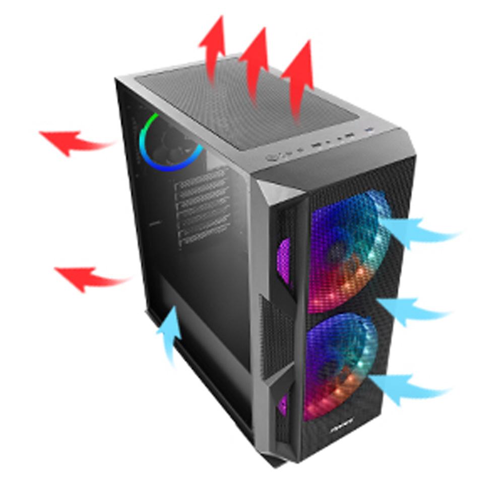 Review Case Antec Nx800 (8)