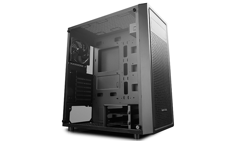 Review Case Deepcool E – Shield (2)