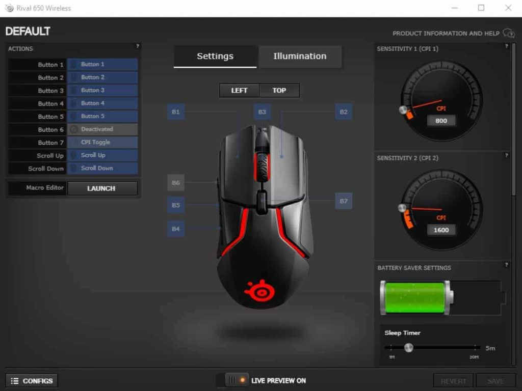 Steelseries Rival 650 (9)