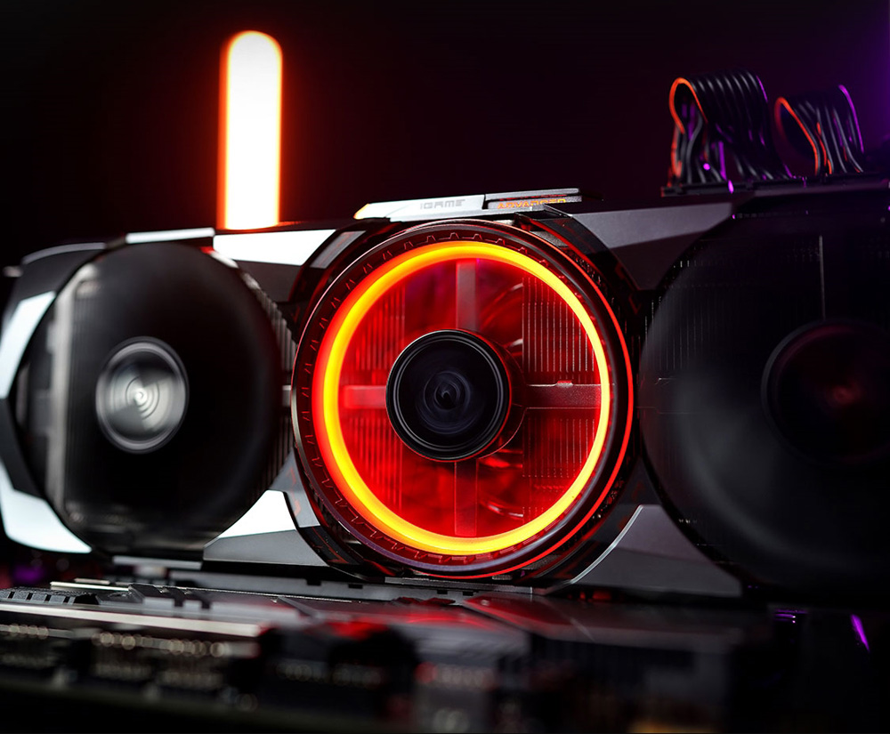 Colorful Igame Geforce Rtx 3080 Oc 10gb 06