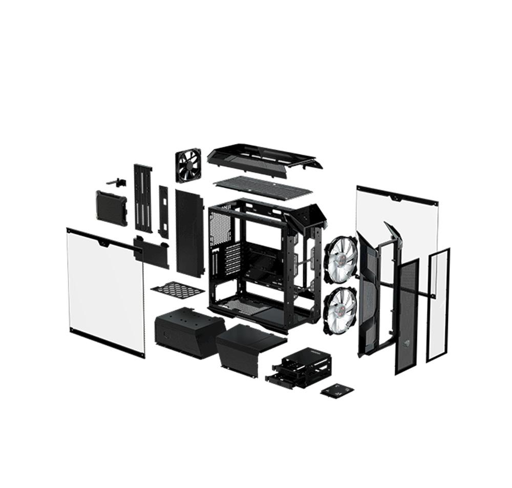Cooler Master Mastercase H500m (13)