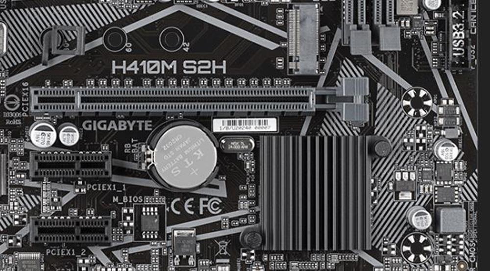 Gigabyte H410m S2h Socket 1200 01