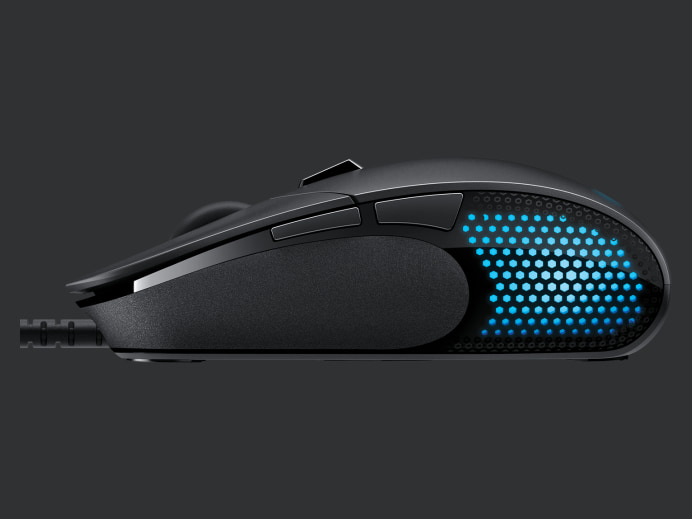 Logitech G302 Moba Gaming Mouse (2)