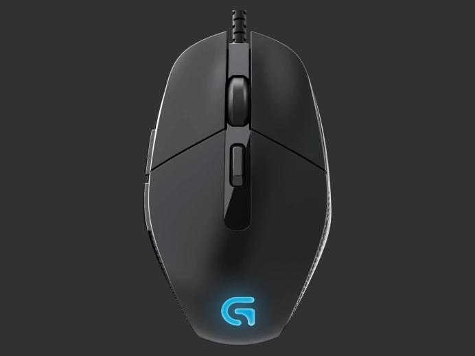 Logitech G302 Moba Gaming Mouse (3)