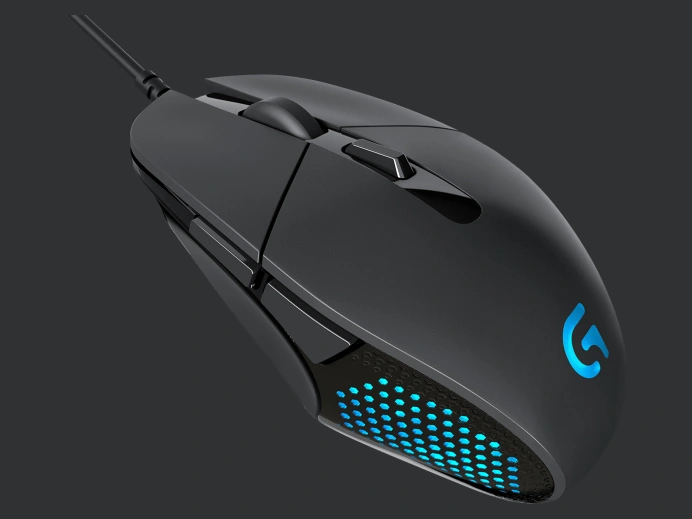 Logitech G302 Moba Gaming Mouse (5)
