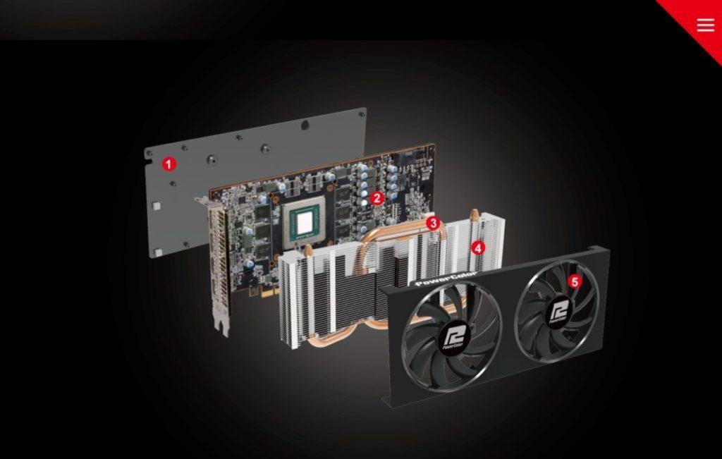 Powercolor Radeon™ Rx 5600 Xt 6gb (4)