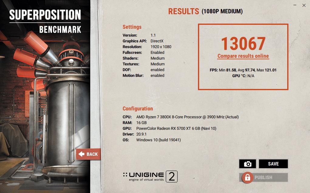 Powercolor Radeon™ Rx 5600 Xt 6gb (9)