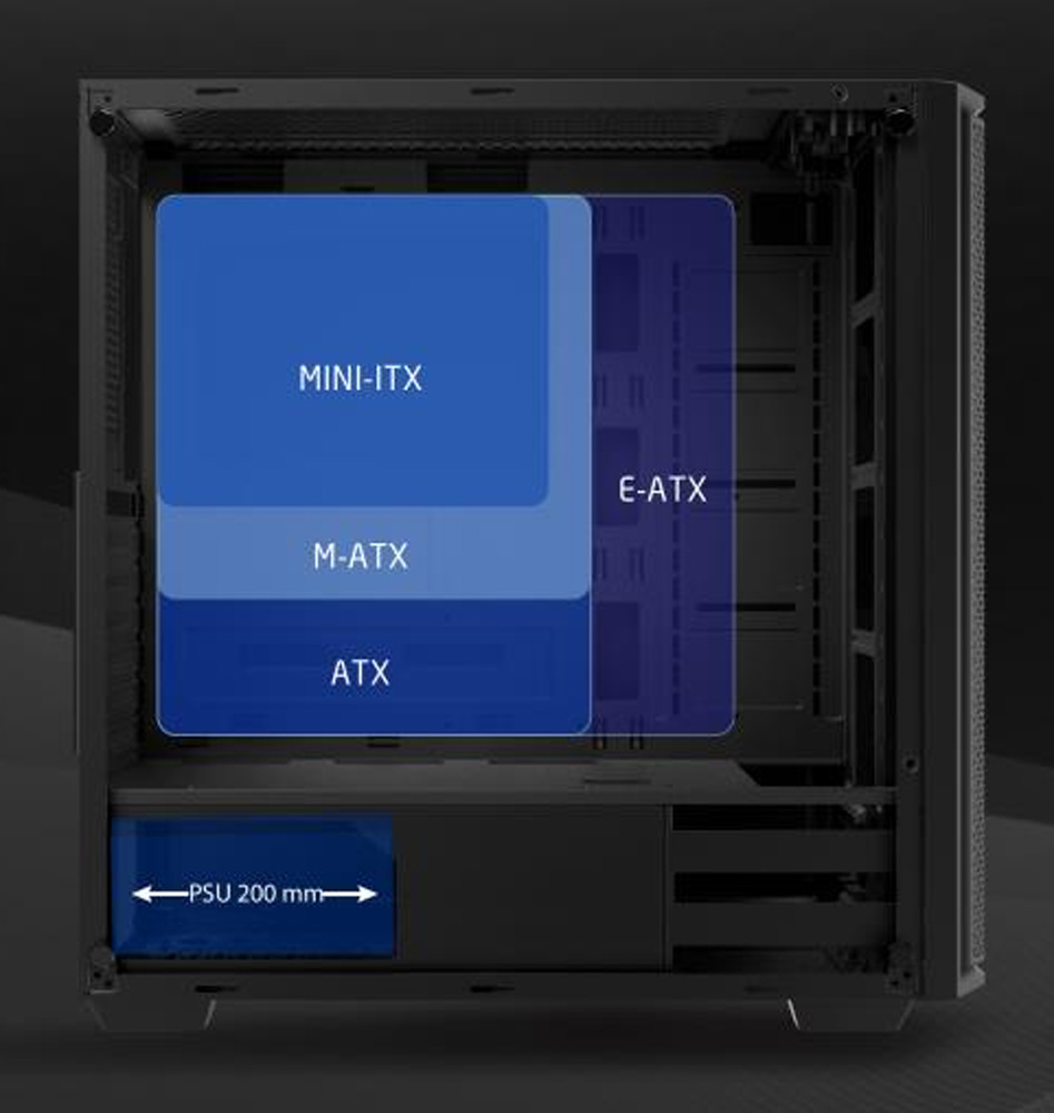 Review Case Xigmatek Mercury 10