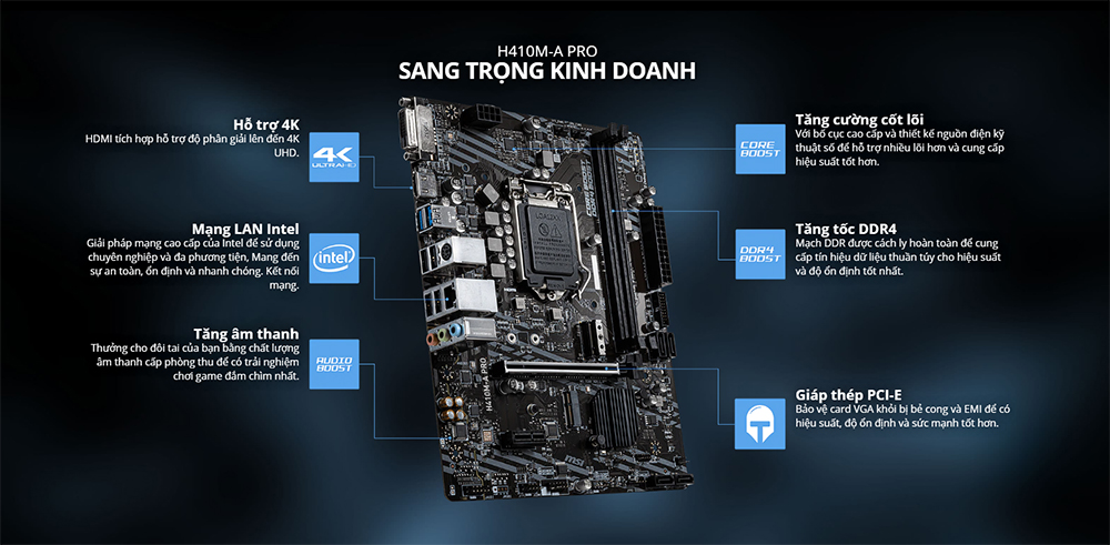 Review Mainboard Msi H410m A 01