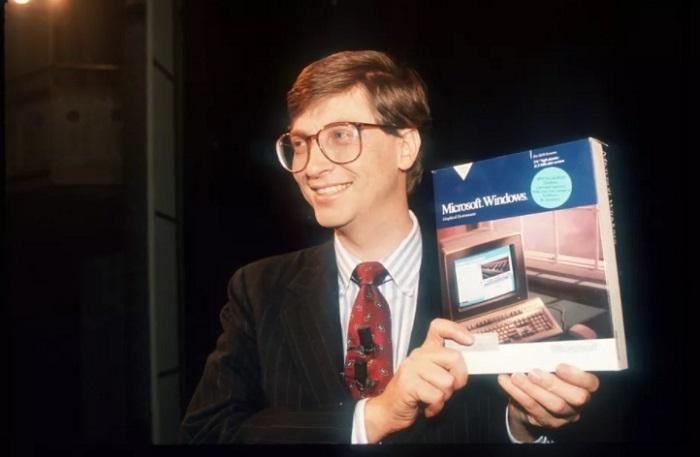 Đồng Sáng Lập Microsoft, Bill Gates