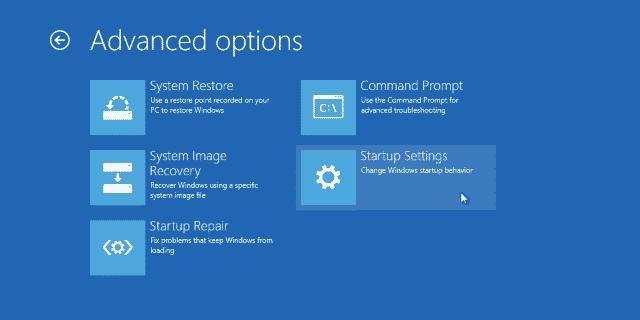 Windows Khởi Động Không Lên
