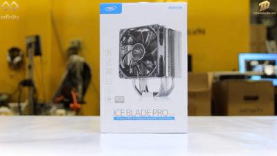 Tân Doanh hướng dẫn lắp tản nhiệt CPU DEEPCOOL ICE BLADE PRO V2