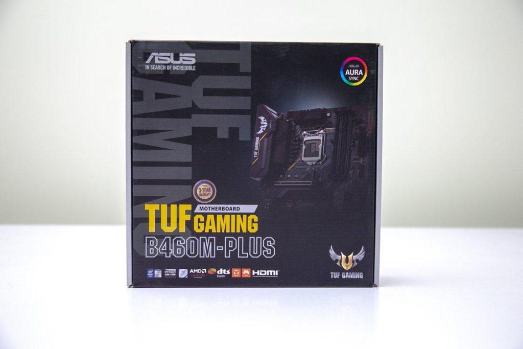 Asus Tuf Gaming B460m – Plus11